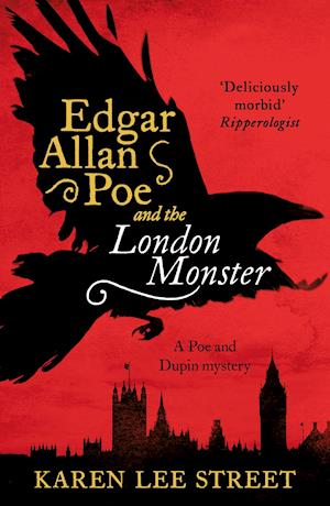 Bog, paperback Edgar Allan Poe and the London Monster af Karen Lee Street