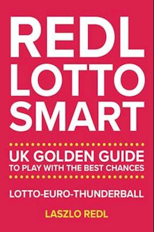 Bog, hardback Redl Lotto Smart UK Golden Guide