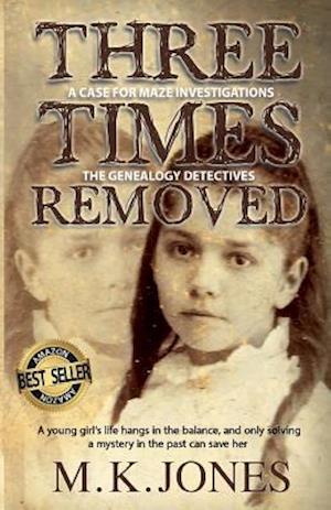 Bog, paperback Three Times Removed af M K Jones