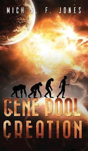 Bog, hardback Gene Pool: Creation af Mich R. F. Jones