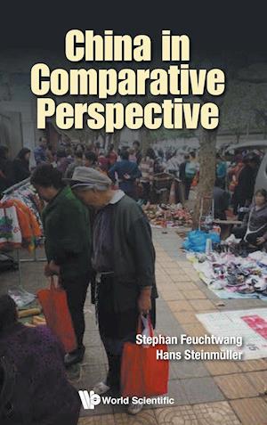 Bog, hardback China in Comparative Perspective af James Johnston, Stephan Feuchtwang, Hans Steinmuller