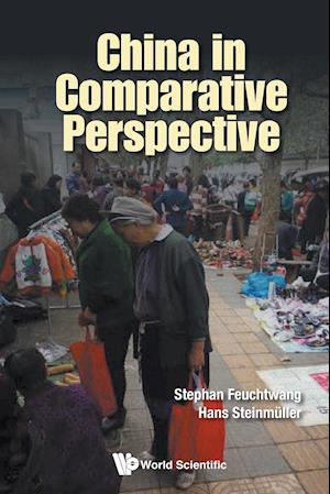 Bog, paperback China in Comparative Perspective af James Johnston, Hans Steinmuller, Stephan Feuchtwang
