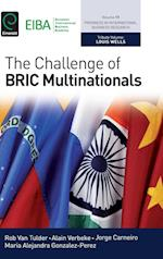The Challenge of Bric Multinationals (Progress in International Business Research, nr. 11)