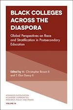Black Colleges Across the Diaspora (Advances In Education in Diverse Communities)