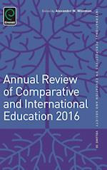 Annual Review of Comparative and International Education 2016 (International Perspectives on Education and Society)