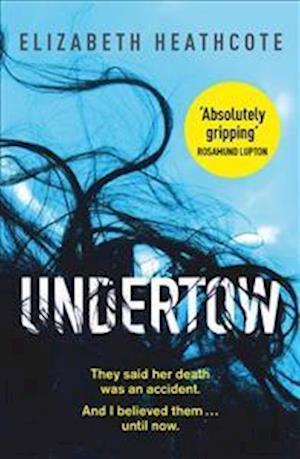 Bog, paperback Undertow af Elizabeth Heathcote