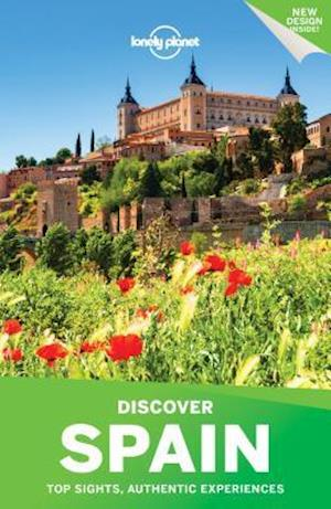 Lonely Planet Discover Spain af Lonely Planet Publications