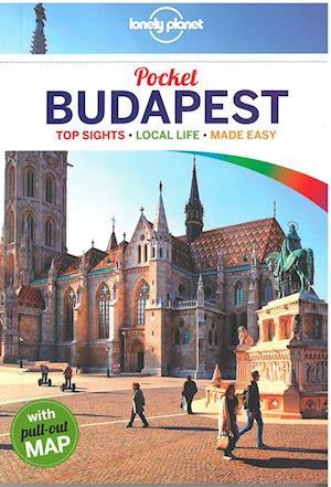 Bog, paperback Lonely Planet Pocket Budapest af Lonely Planet