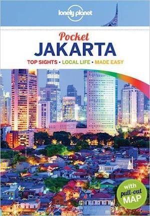 Bog, paperback Lonely Planet Pocket Jakarta af Lonely Planet