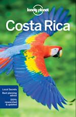 Costa Rica af Lonely Planet