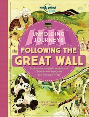 Bog, paperback Lonely Planet Unfolding Journeys - Following the Great Wall af Lonely Planet