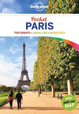 Bog, hæftet Paris Pocket, Lonely Planet (5th ed. Jan. 17) af Lonely Planet