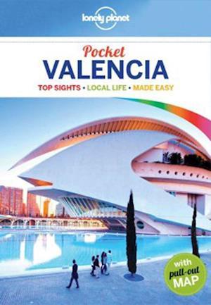 Bog, paperback Lonely Planet Pocket Valencia af Lonely Planet