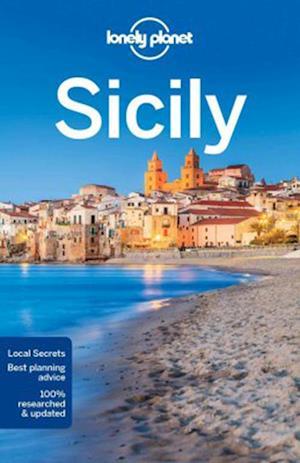 Bog, paperback Lonely Planet Sicily af Lonely Planet