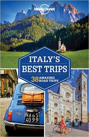 Bog, paperback Lonely Planet Italy's Best Trips af Lonely Planet