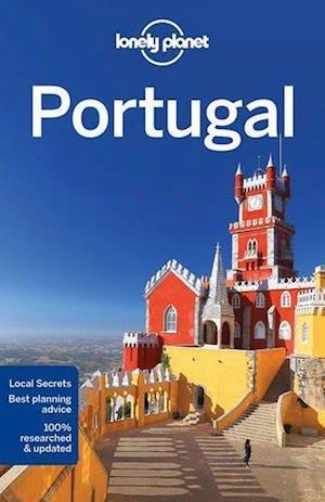 Bog, paperback Lonely Planet Portugal af Lonely Planet