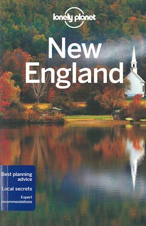 Bog, paperback Lonely Planet New England af Lonely Planet