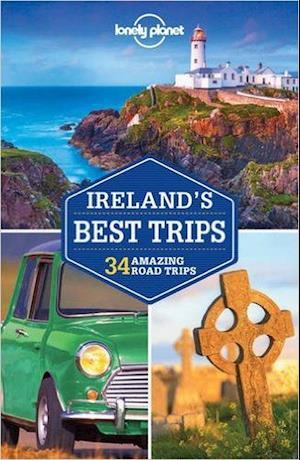 Bog, paperback Lonely Planet Ireland's Best Trips af Lonely Planet