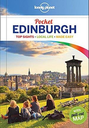 Bog, paperback Lonely Planet Pocket Edinburgh af Lonely Planet