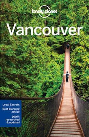 Bog, paperback Lonely Planet Vancouver af Lonely Planet
