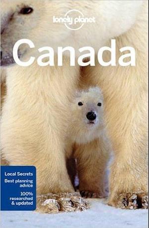 Bog, paperback Lonely Planet Canada af Lonely Planet