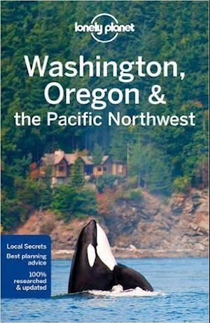 Bog, paperback Lonely Planet Washington, Oregon & the Pacific Northwest af Lonely Planet