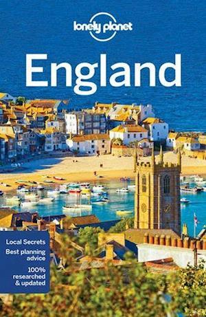Bog, paperback Lonely Planet England af Lonely Planet
