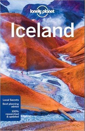 Bog, paperback Lonely Planet Iceland af Lonely Planet