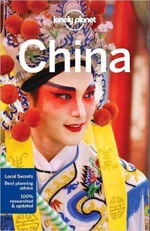 Bog, paperback Lonely Planet China af Lonely Planet