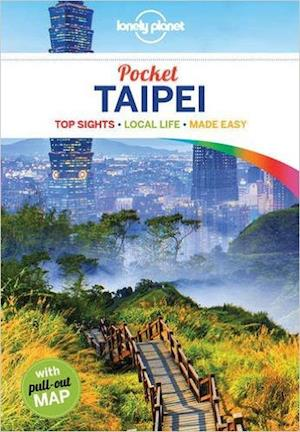 Bog, paperback Lonely Planet Pocket Taipei af Lonely Planet