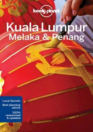 Bog, paperback Lonely Planet Kuala Lumpur, Melaka & Penang af Lonely Planet