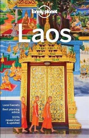Bog, paperback Lonely Planet Laos af Lonely Planet
