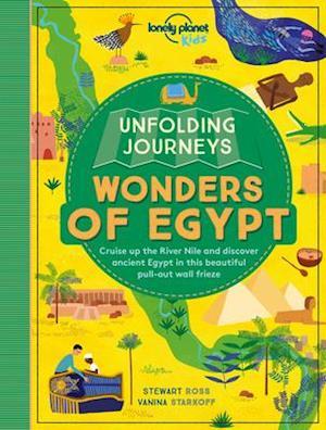 Bog, paperback Lonely Planet Unfolding Journeys - Secrets of the Nile af Lonely Planet