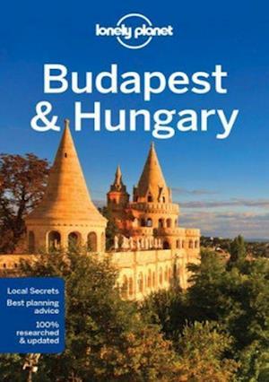 Bog, paperback Lonely Planet Budapest & Hungary af Lonely Planet