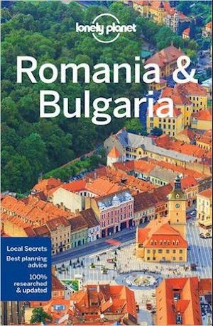 Bog, paperback Lonely Planet Romania & Bulgaria af Lonely Planet