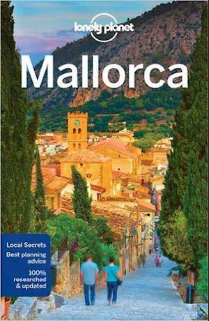 Bog, paperback Lonely Planet Mallorca af Lonely Planet