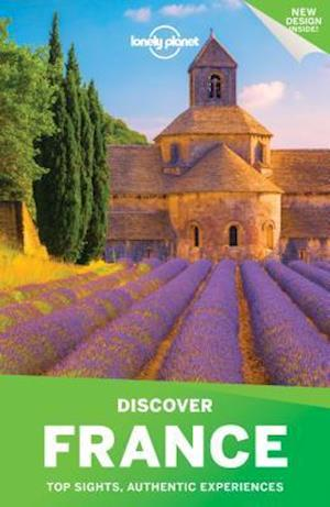 Bog, paperback Lonely Planet Discover France af Lonely Planet