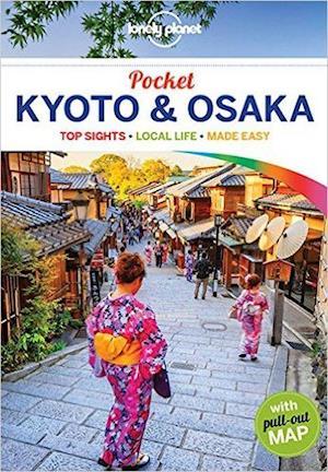 Bog, paperback Lonely Planet Pocket Kyoto & Osaka af Lonely Planet
