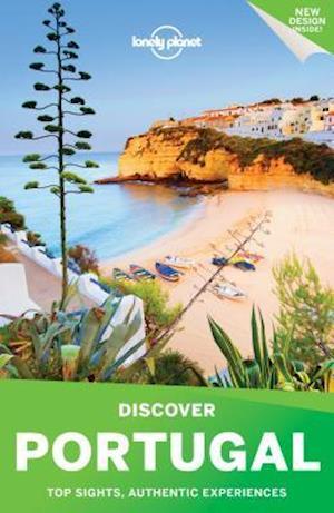 Bog, paperback Lonely Planet Discover Portugal af Lonely Planet