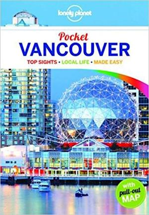 Bog, paperback Lonely Planet Pocket Vancouver af Lonely Planet