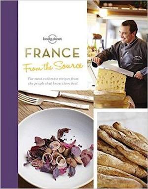 Bog, hardback From the Source - France af Lonely Planet