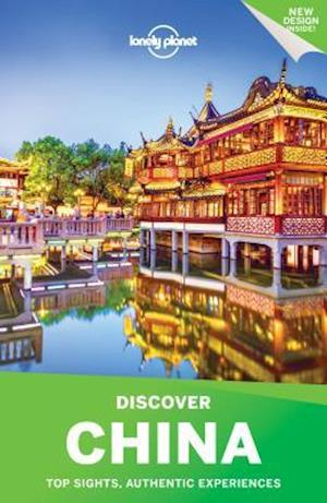 Bog, paperback Lonely Planet Discover China af Lonely Planet
