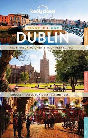 Bog, spiralryg Lonely Planet Make My Day Dublin af Lonely Planet