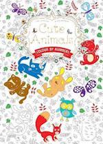 Cute Animals (Colouring Books)