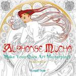 Alphonse Mucha (Colouring Books)