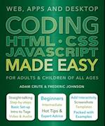 Coding HTML CSS Java Made Easy (Made Easy)