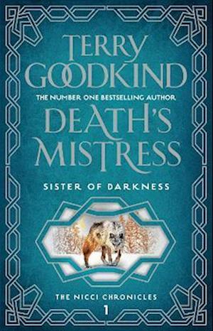 Bog, hardback Death's Mistress af Terry Goodkind