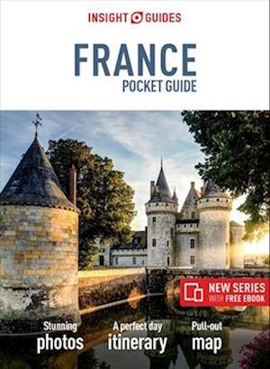 Bog, paperback Insight Pocket Guide France af Insight Guides