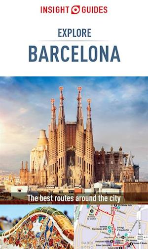 Insight Guides: Explore Barcelona af Insight Guides