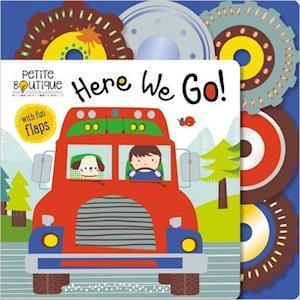 Bog, ukendt format Petite Boutique Here We Go! af Thomas Nelson